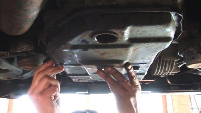 Полная и частичная замена масла в автоматической коробке передач Ауди А6 С5