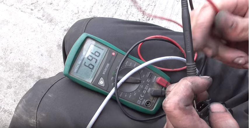 Датчик коленвала ЗМЗ 409 проверяем рабочее состояние