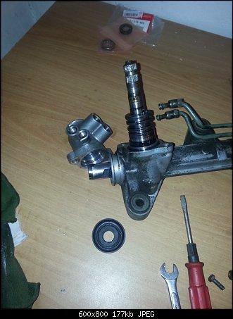 Как заменить рулевую рейку на Honda CR-V
