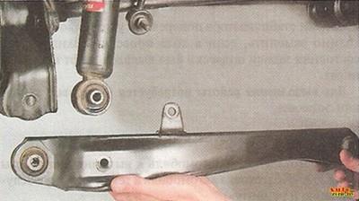 Как заменить задние сайлентблоки и рычаги на Honda CR-V