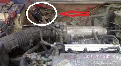 Как заменить топливный фильтр на Honda CR-V
