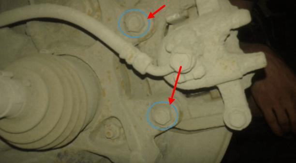 Как заменить задний ступичный подшипник на Honda CR-V своими руками