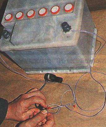 Датчик положения распредвала (ДПРВ) ЗМЗ 405 или датчик фазы