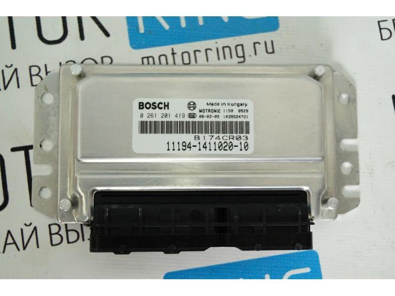 Мозги ЭБУ Bosch M 7
