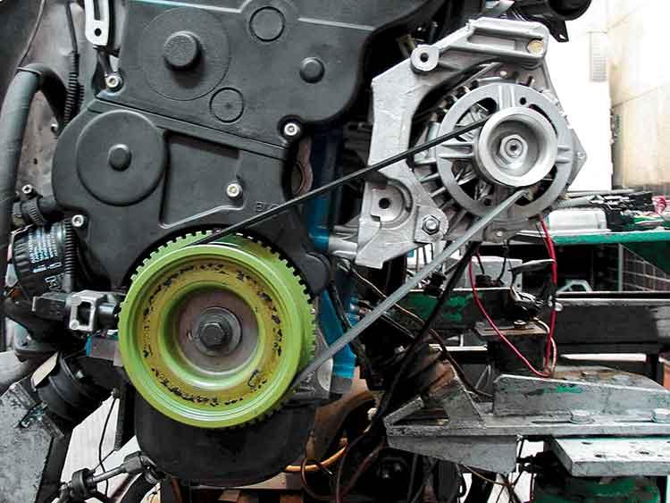 Свистит ремень генератора на приоре -  что делать
