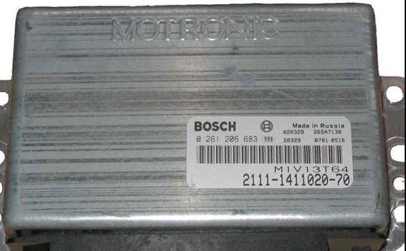ЭБУ Bosch M1.5.4