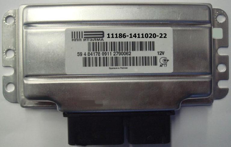 Замена контроллера ЭБУ Лада Калина – пошаговая инструкция