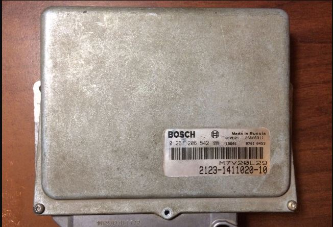 ЭБУ ВАЗ 2110 BOSCH MP7.0H
