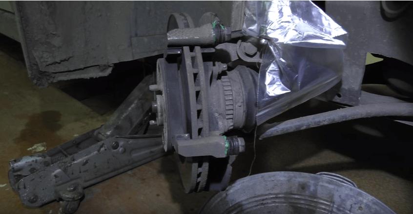 Почему сильно греются тормозные диски Ваз 2110