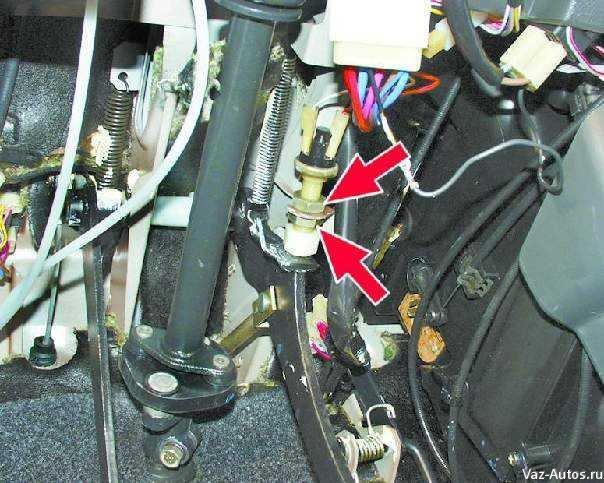 Ремонт вакуумного усилителя тормозов Ваз 2110