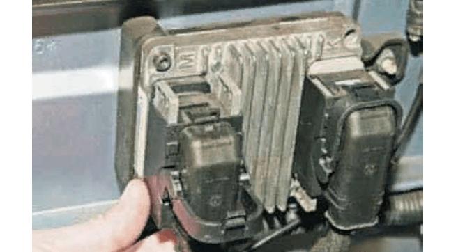 ЭБУ Шевроле Ланос - основные неисправности и способы ремонта