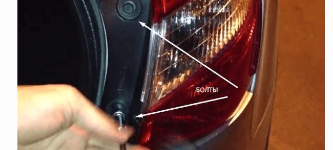 Как снять и заменить задний фонарь на Nissan Qashqai своими руками