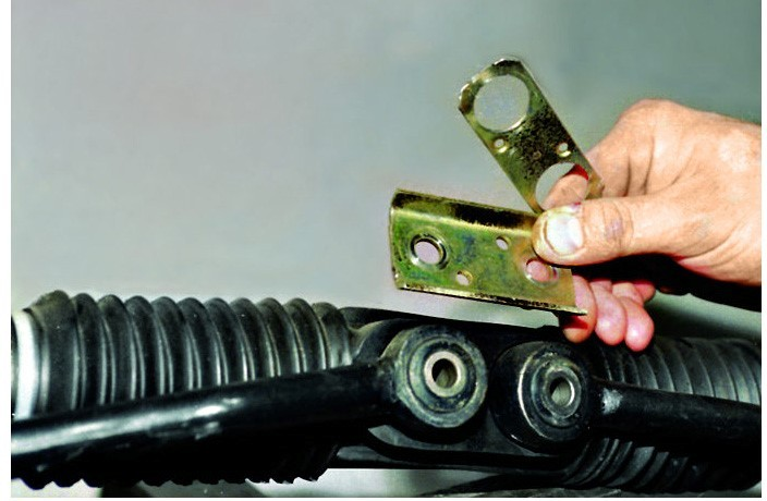 Рулевая рейка Ваз 2109 – основные неисправности и способы самостоятельного ремонта