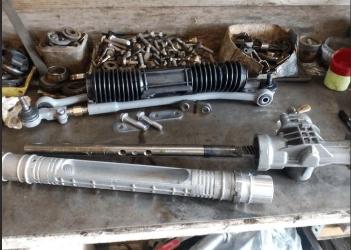 Рулевая рейка Ваз 2110 ремонт и регулировка своими руками