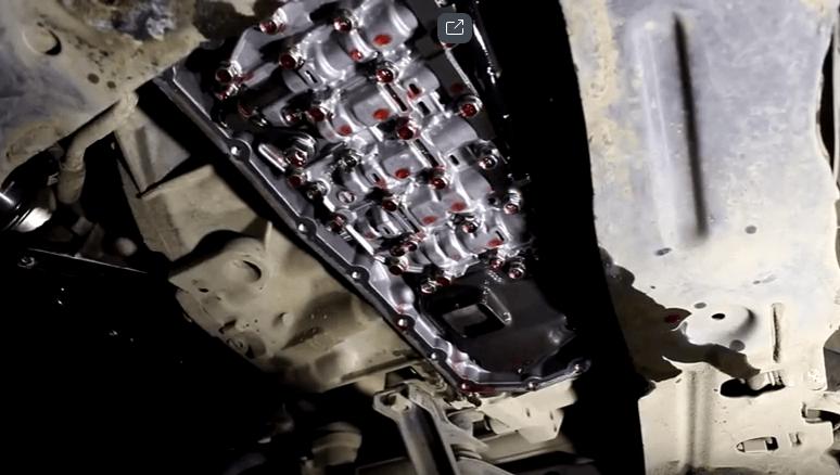 Как заменить и выбрать масло и фильтры в коробке автомат Nissan Qashqai