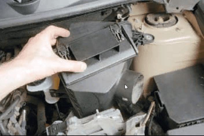 Замена масла и фильтров в коробке (МКПП) Nissan Qashqai