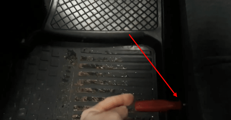 Задние сидения Toyota Camry – как снять и установить своими руками