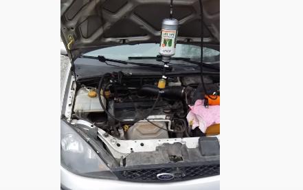Процедура промывки топливных форсунок на Ford Focus