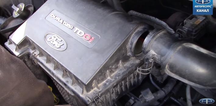 Снятие и промывка топливных форсунок Ford Transit инструкция + фотоотчет