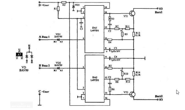 Строение модуля катушки зажигания Ваз 2112