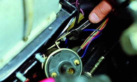 Проверка и замена катушки зажигания на Ваз 2112