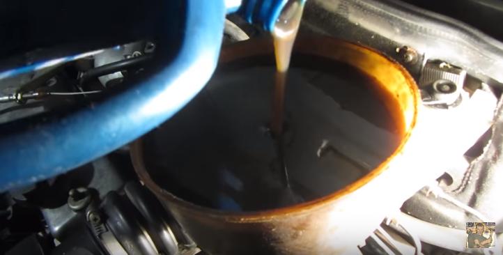 Замена масла в КПП (коробке передач) Ваз 2110: периодичность замены, выбор трансмиссионного масла пошаговая инструкция и рекомендации по замене