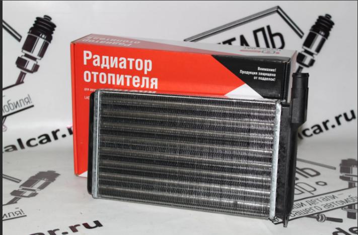 Новый радиатор Диаз Ваз 2114