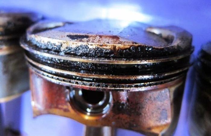раскоксовка поршневых колец