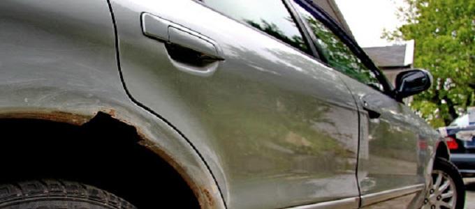 Борьба с ржавчиной на автомобиле советы мастера